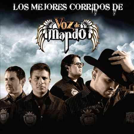 LOS MEJORES CORRIDOS DE BY VOZ DE MANDO (CD)