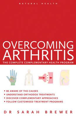 Overcoming Arthritis By Brewer, Sarah